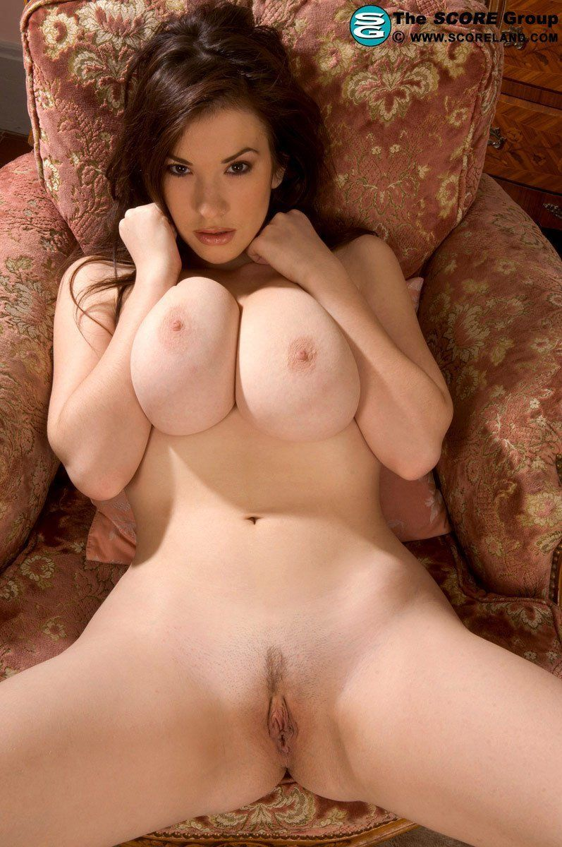 Big boobs vad cum huge breast model would