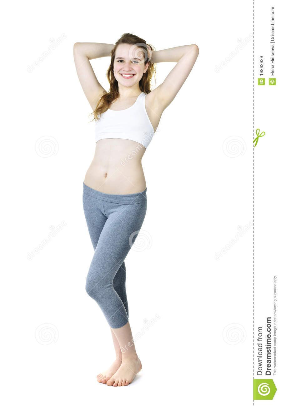 Pictures of fit young girls
