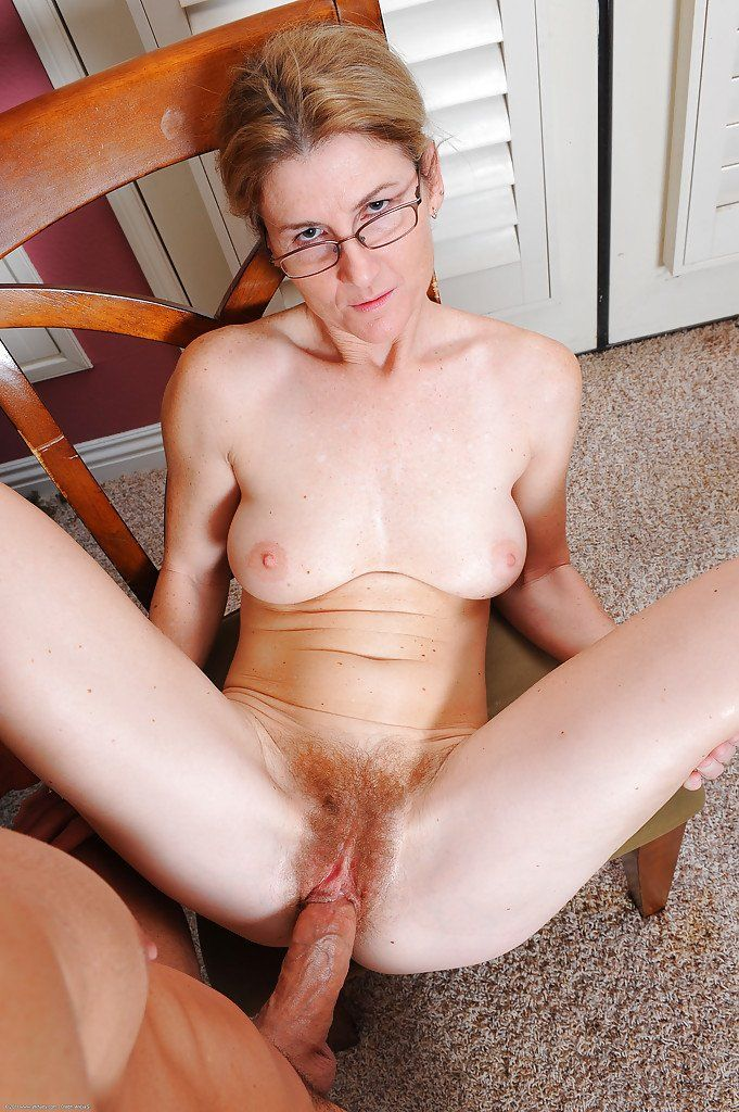 Hot mature cunts on big dicks