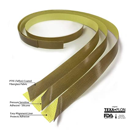 Food saver replacement sealing strip
