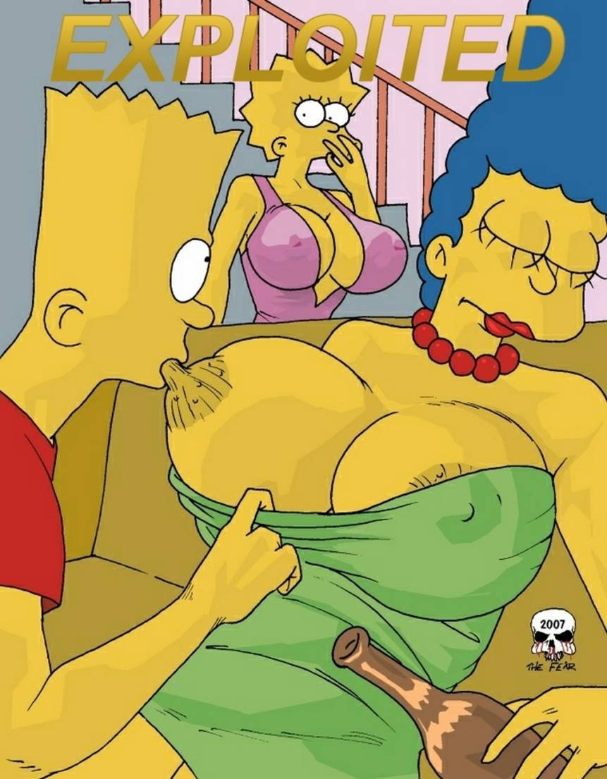 Cookie reccomend Marge tight ass porn fear