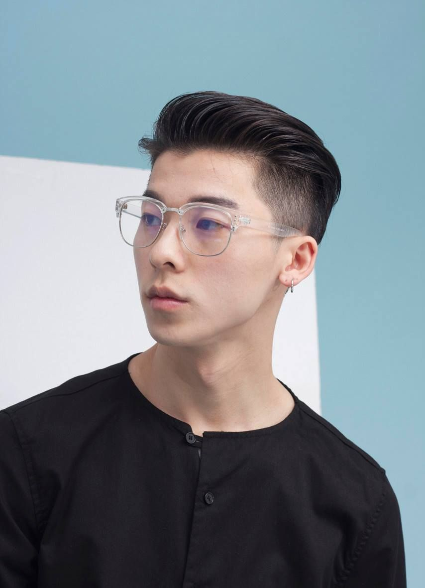 Raptor reccomend Asian mens short hairstyles