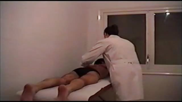Patton reccomend Male masseus giving blowjob