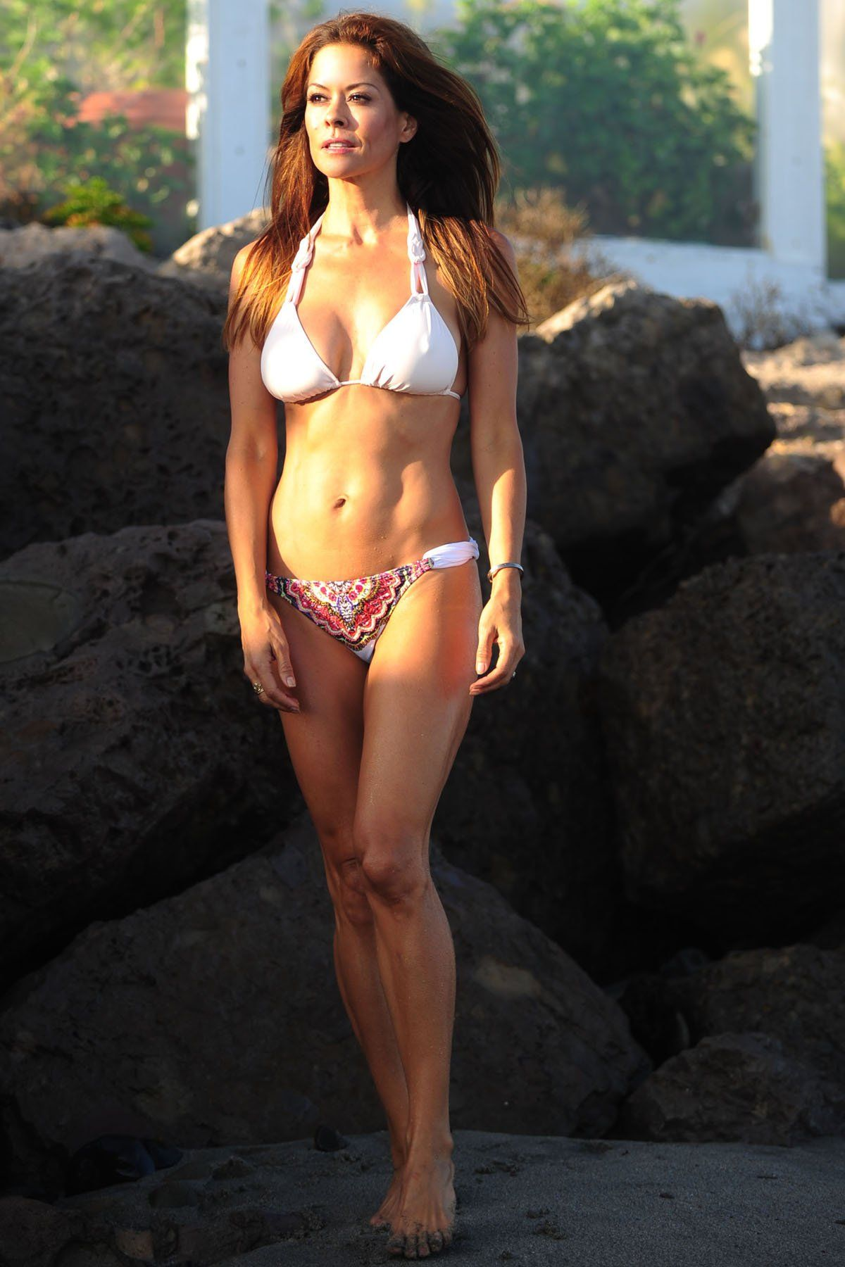 Free nude brooke burke right! seems very