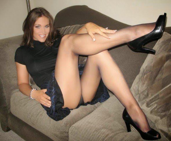 Candy C. reccomend Hot milfs in pantyhose porn