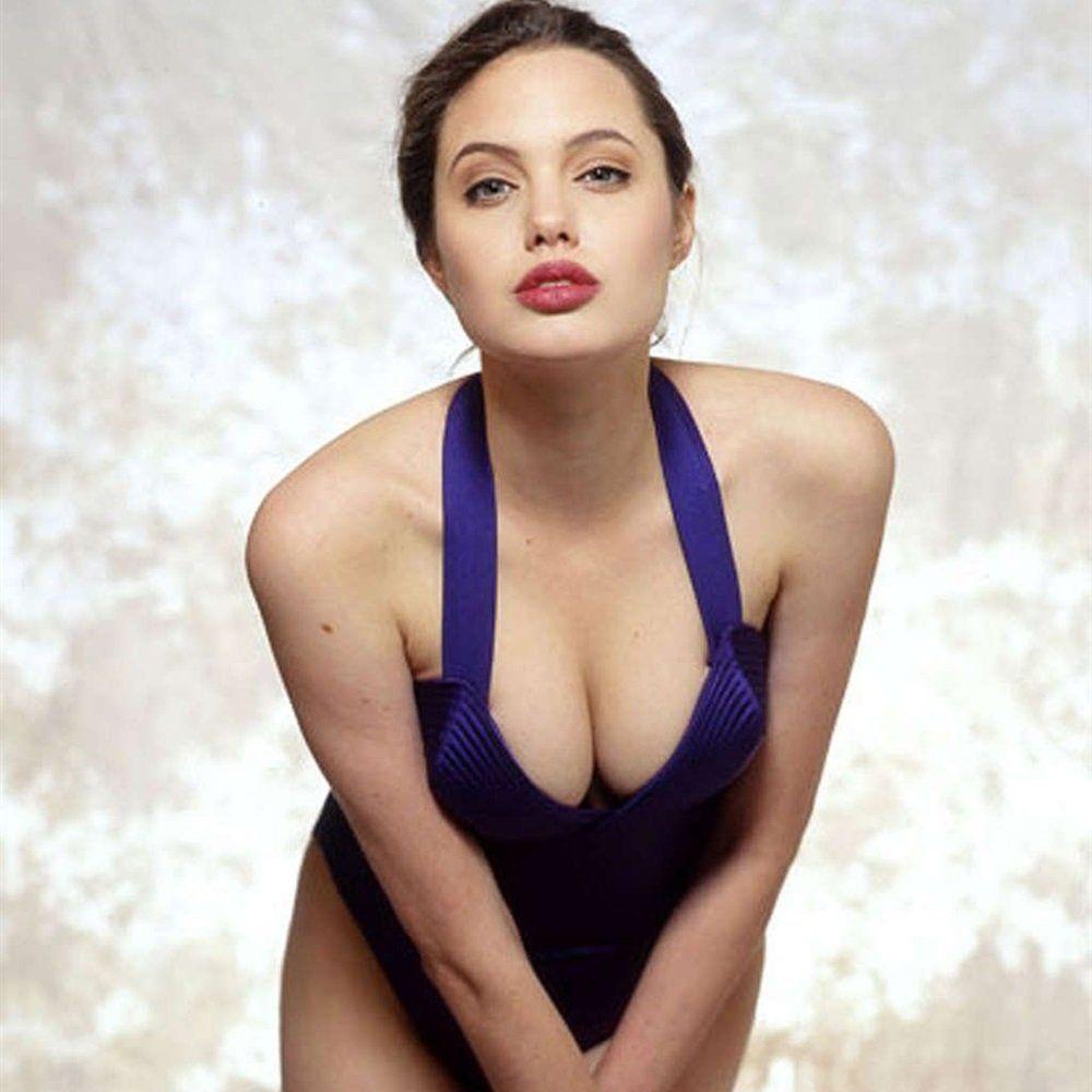 best of Teen nude jolie Angelina hot