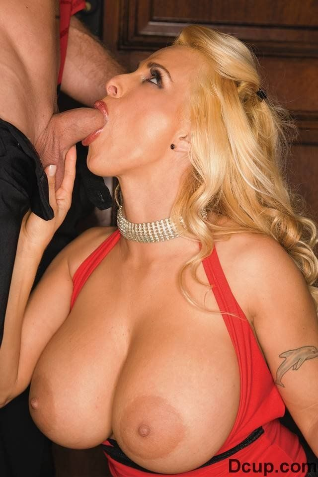 Pictures of holly halston blowjob