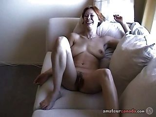 Huge dildo strapon