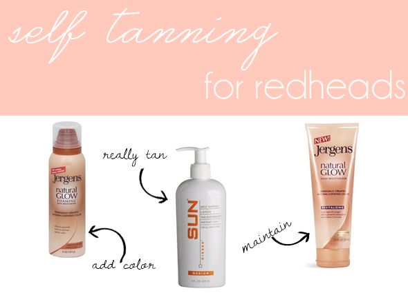 French F. reccomend Redhead tanning booth