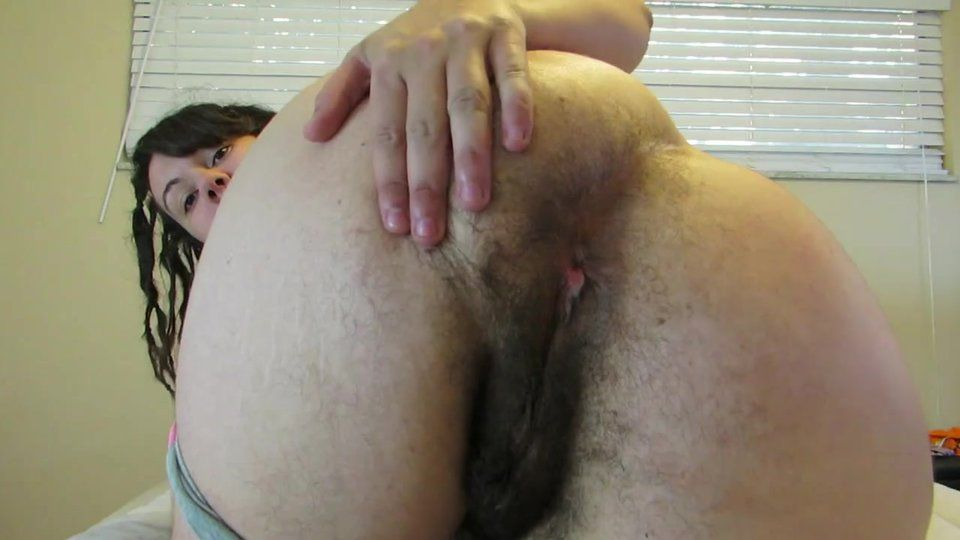 best of Hairy assholes Chubby