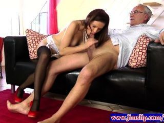 Pharoah reccomend Teen pussy gangbanged by old men
