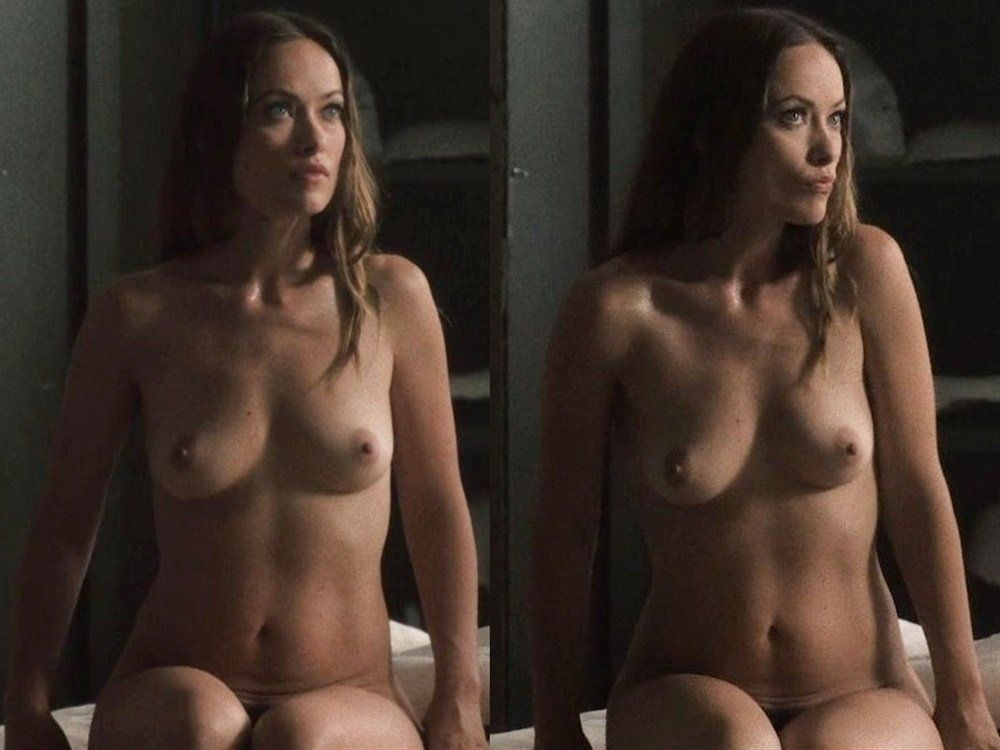 Consider, blowjob nude olivia wilde opinion you