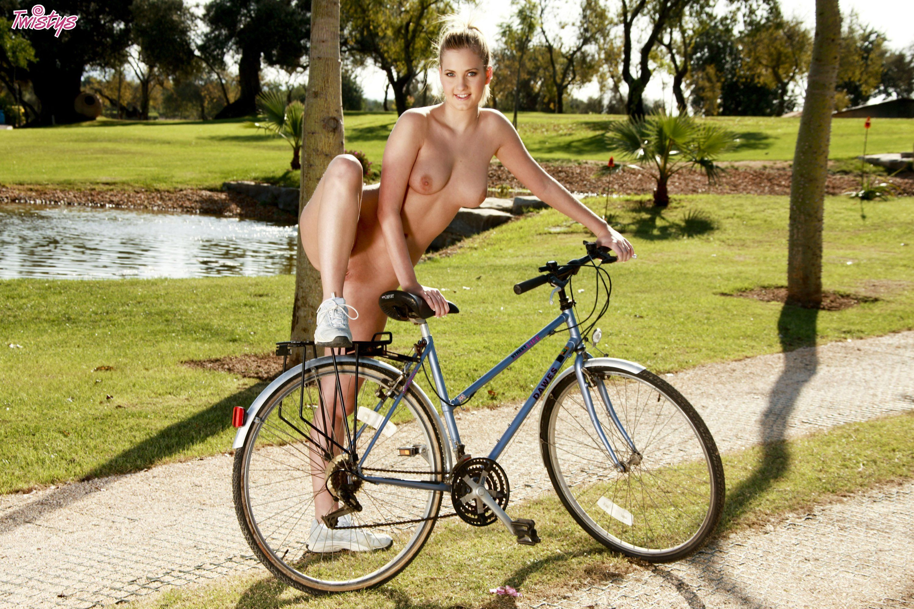 best of Girls riding bicles Nude