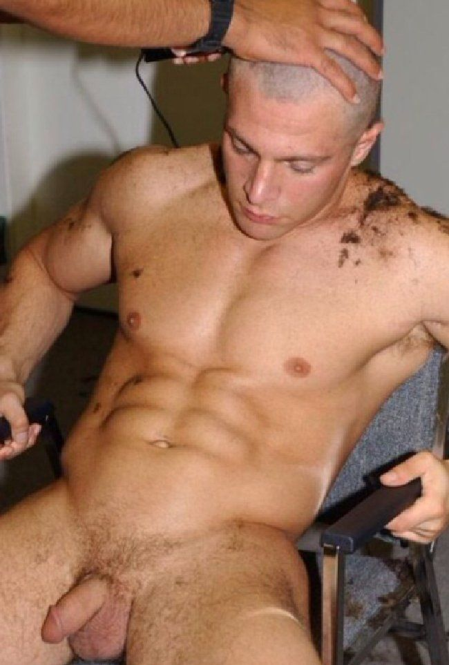 best of Shaved photo Gay nude