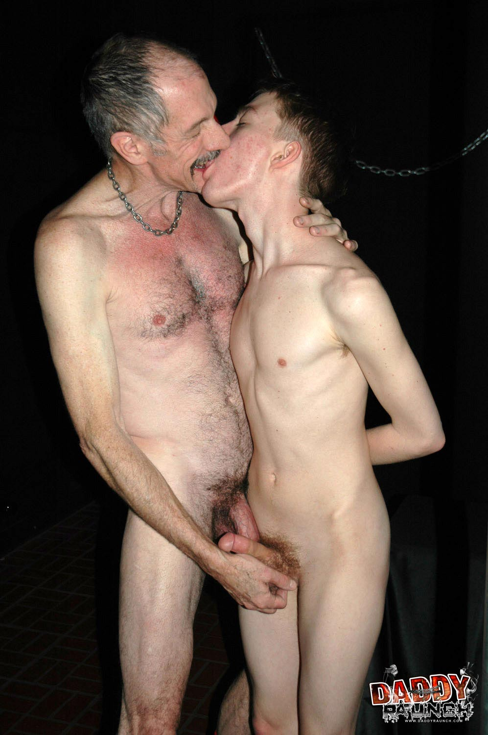 Daddy and twink gay porn
