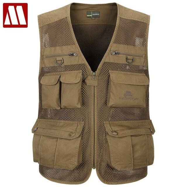 Asian style vests