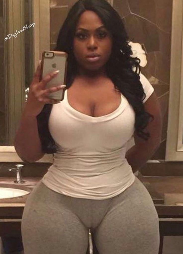 Viper reccomend Huge ebony busty candid videos