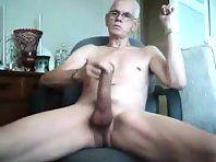 Gay nude gradpa