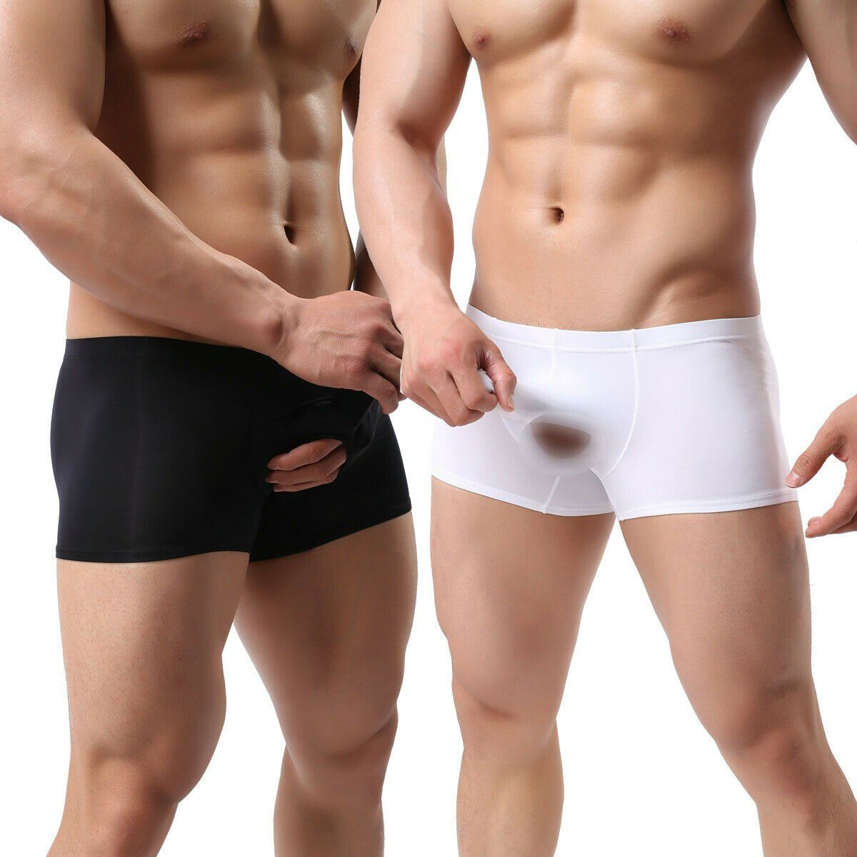 Bulges fetish sports underwear