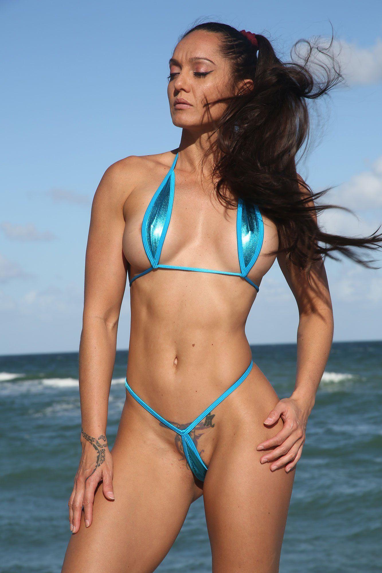 Aphrodite reccomend Micro bikini gallaries