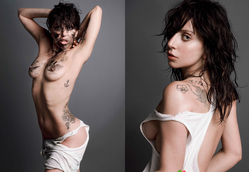 Stefani germanotta nude photos