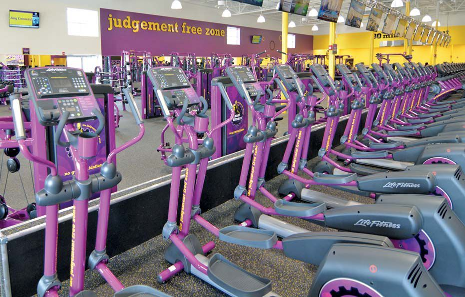 Planet fitness ocean city md