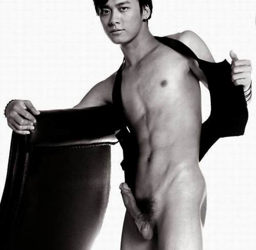Hot sexy naked asian man exclusively your