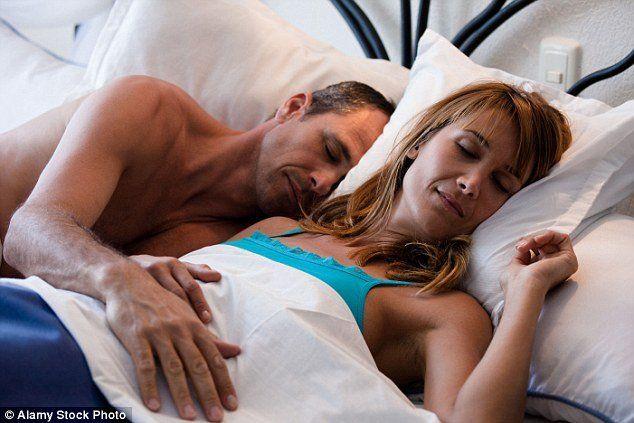 Tie down male orgasm delay