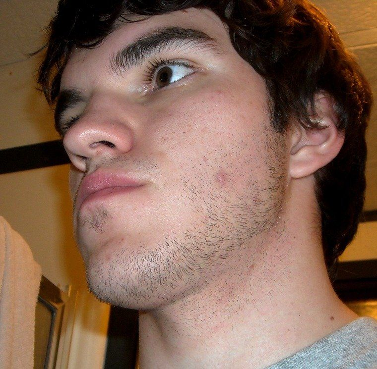 best of Facial hair Darken