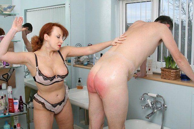 Large women sucking dick