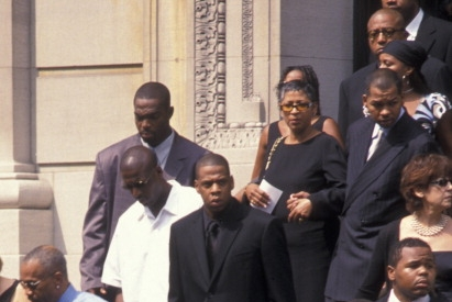 Baller reccomend Aaliyahs funeral pictures
