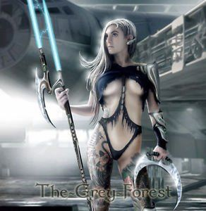 Black W. reccomend Art erotic scifi