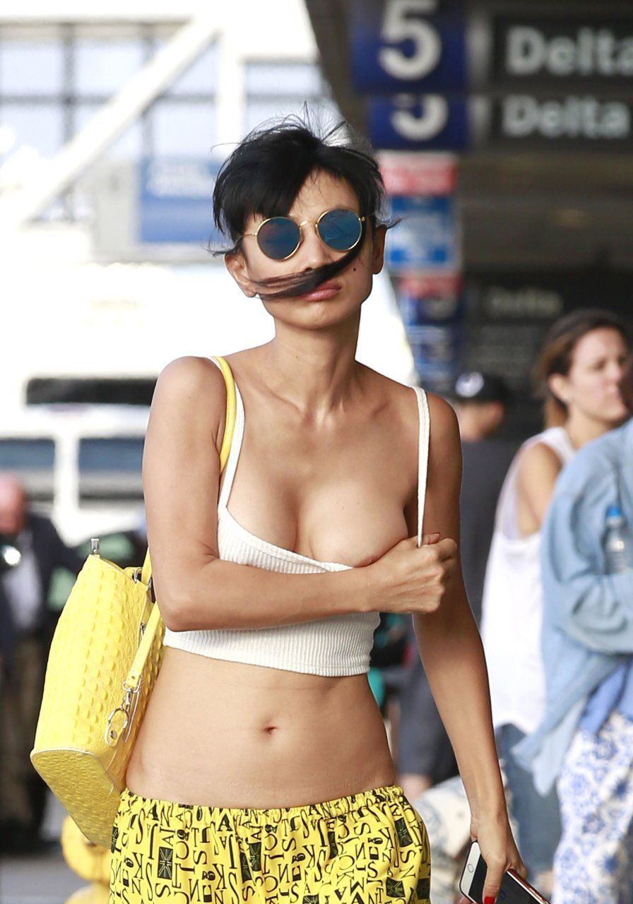 Bai ling nude photo