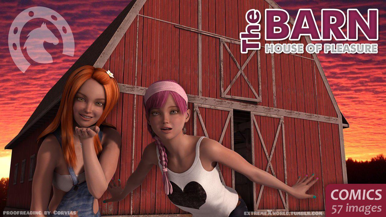 Barn house porn