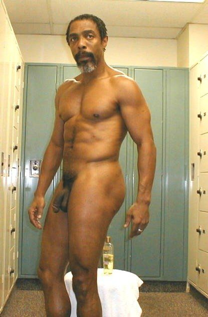 Mature nude men