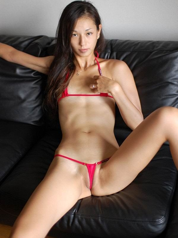 Women thin asian nude think, that