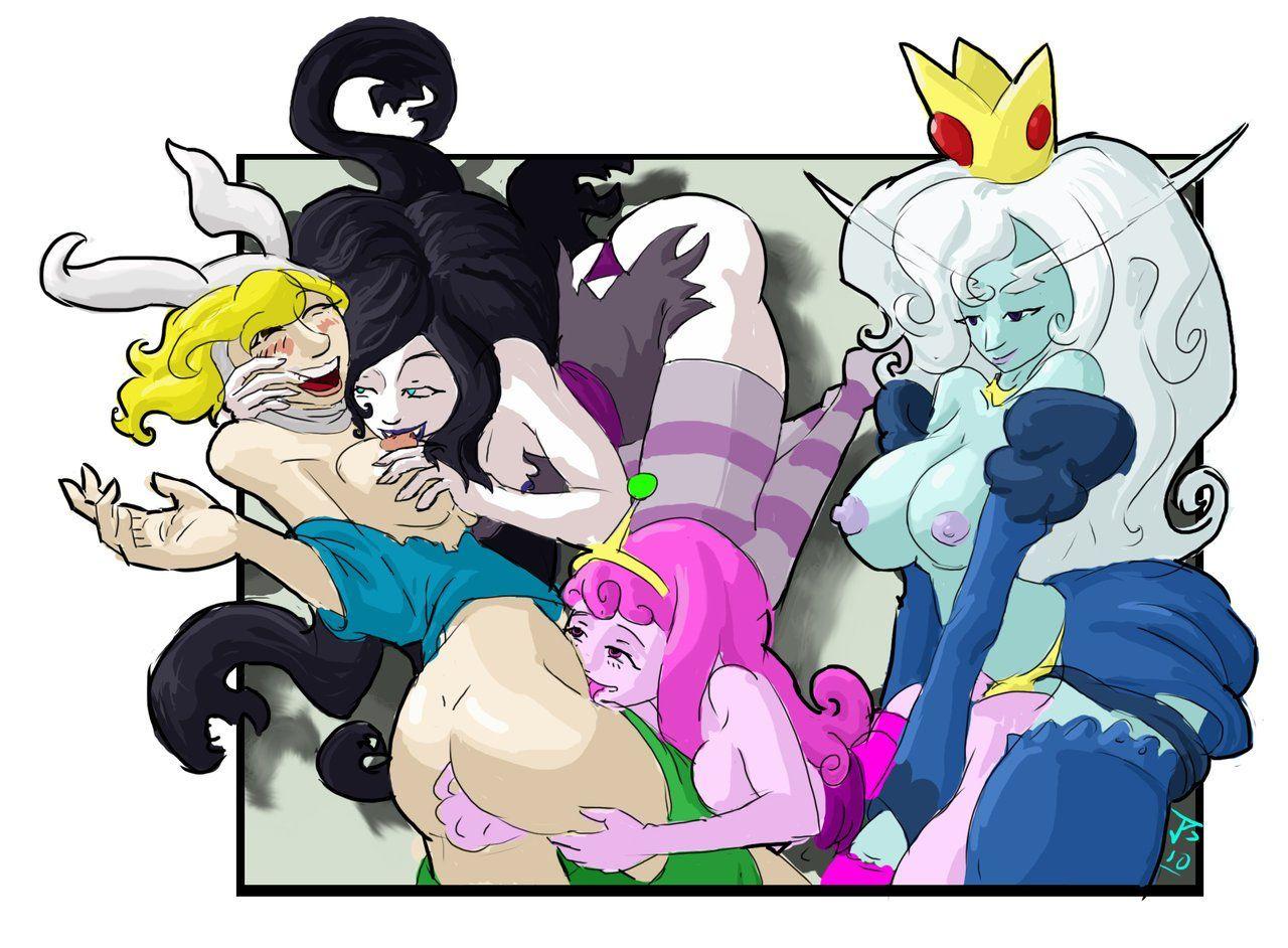 Adventure Time Porn Comics