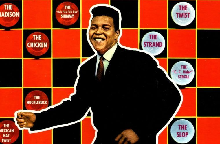 Chubby checker parents