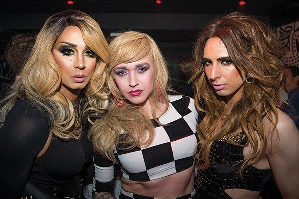 best of Night tranny Club
