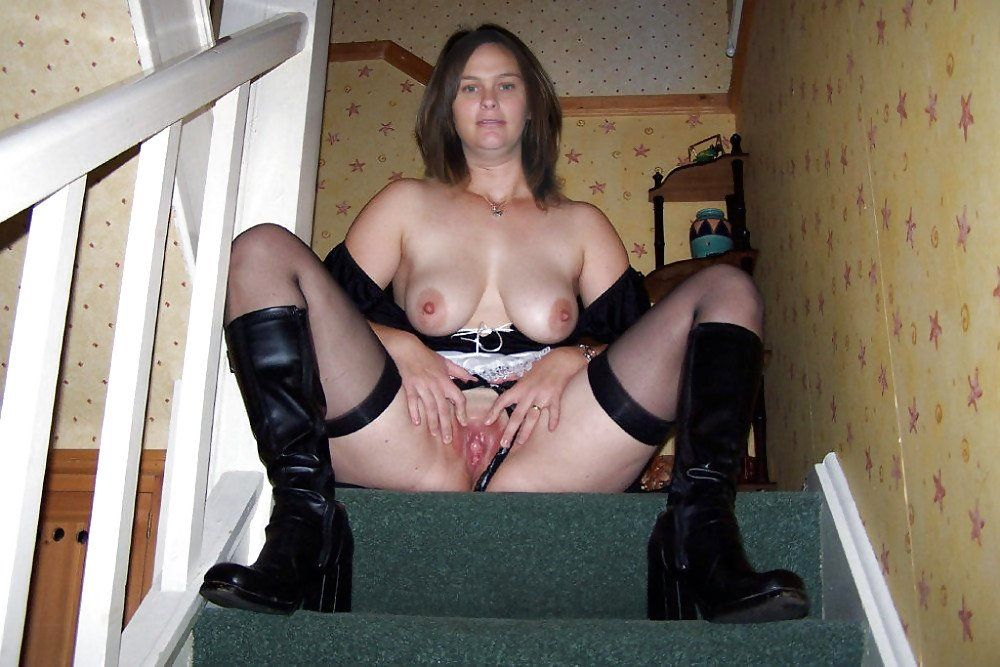 Sinker reccomend Stockings wives amateur pics