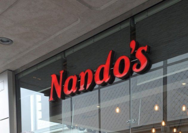 Nandos lick it up