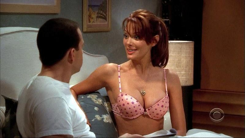 Red V. reccomend Candy three and half men nude