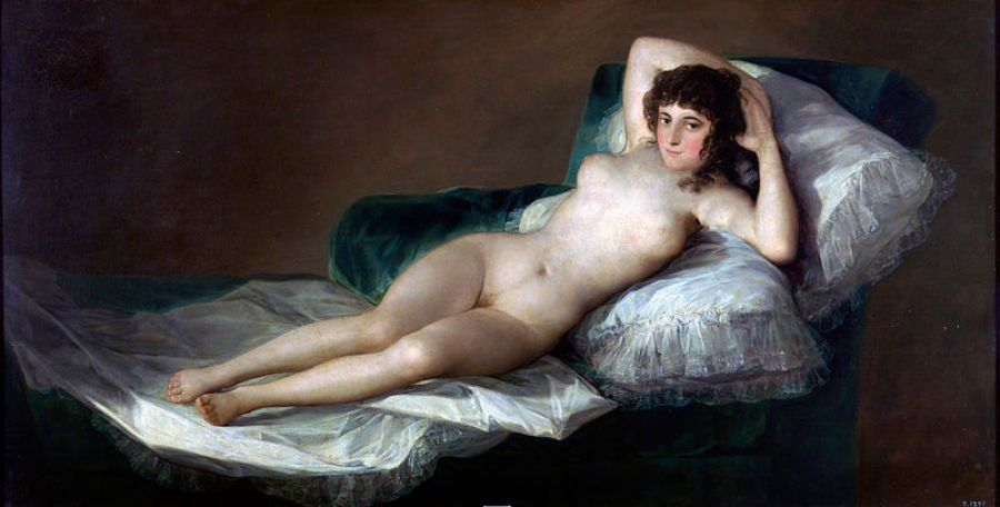 Art of the nude female