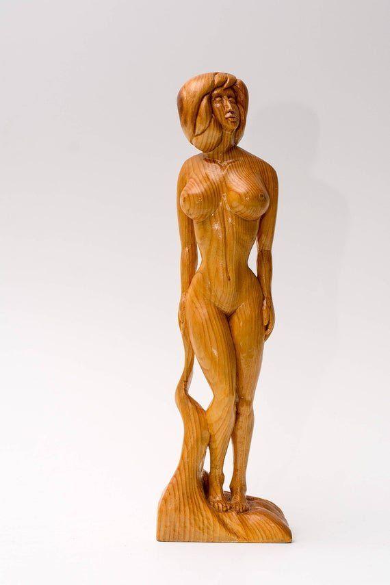 Erotic nude figure sculpture
