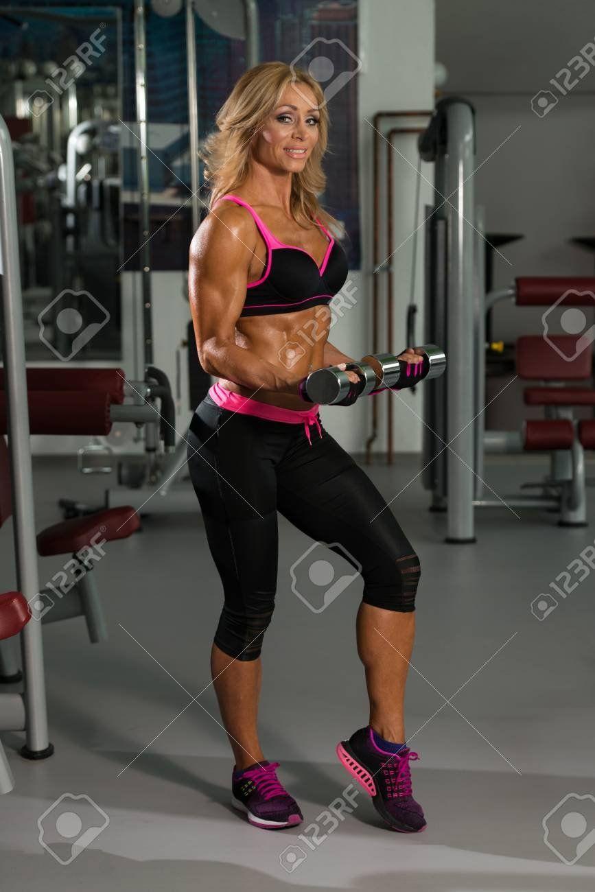 Athena reccomend Female muscle bodybuilding mature women