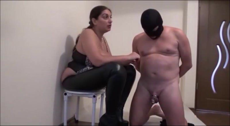 Long femdom mom s toilet slave join told