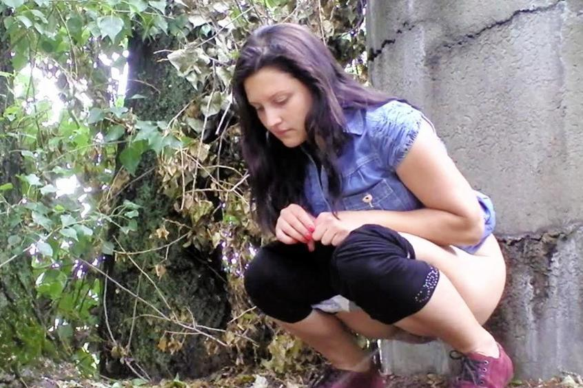 best of Piss anywhere Girls desperate outdoors to