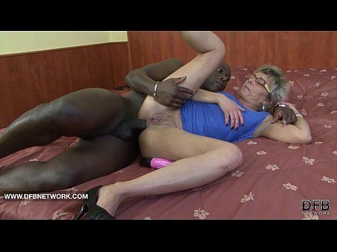 best of With black cock Grannies