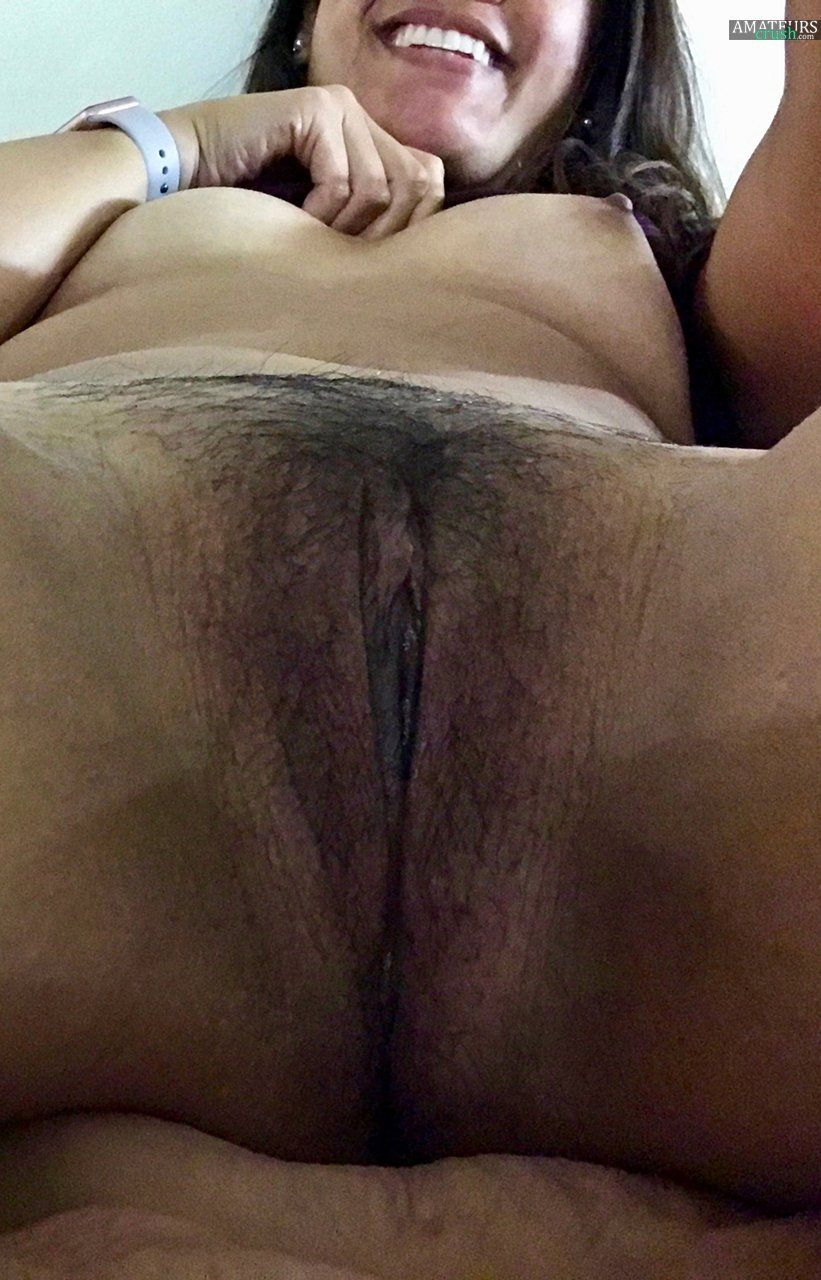 Hairy pussy self pics