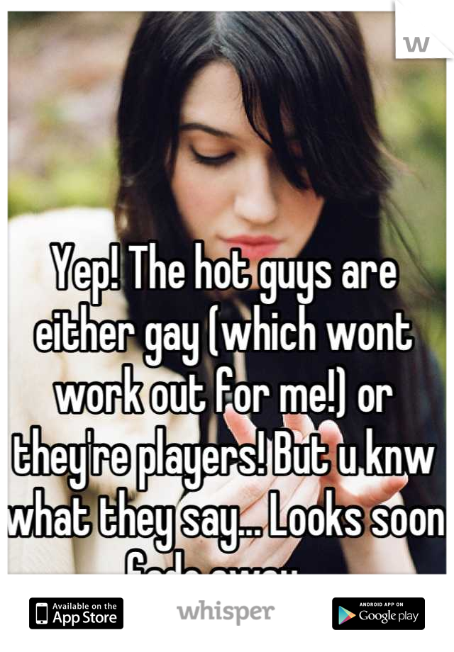 Happy workout guy gay